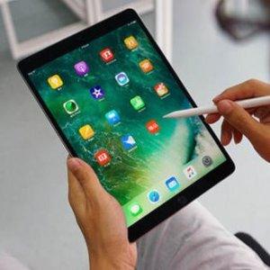 仅需$999+额外立减$20Apple iPad Pro 10.5寸平板电脑 银色/金色