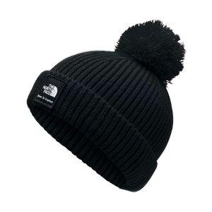 The North Face毛线帽
