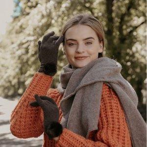 全场8.5折 £72收蕾丝手套独家:Cornelia James 复古手套全场好价 王室御用手套 优雅小仙女必备