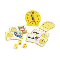时钟学习玩具套装