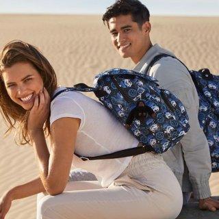 Up to 40% Off+Extra $20 Off $48Select Kipling Handbags @ macys.com