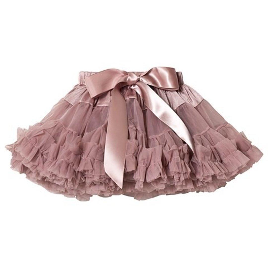 公主蓬蓬纱短裙