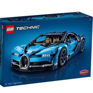 Lego布加迪