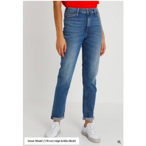 LeeMOM STRAIGHT 牛仔裤