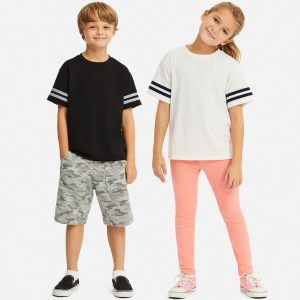 As low as $1.9Uniqlo Kids New Markdowns
