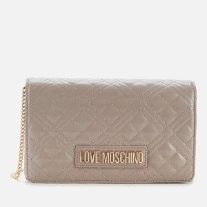 Love Moschino链条包
