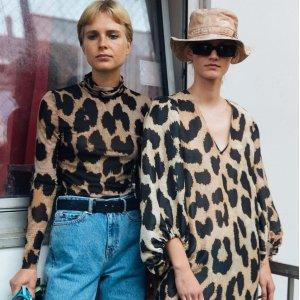 低至5折 超火连衣裙仅£105Ganni 丹麦小众设计品牌闪现惊喜折扣区