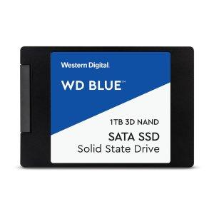1TB仅$94.49WD Blue 3D NAND SATA 蓝盘 SSD 新用户额外9折