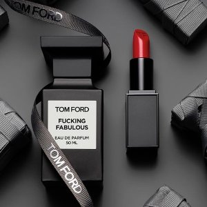Free Giftwith Any TOM FORD Beauty purchase @Saks Fifth Avenue
