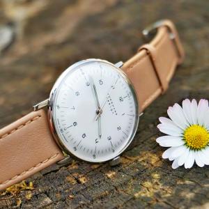$429+免税包邮独家:德国国民品牌 Junghans Max Bill 系列机械腕表