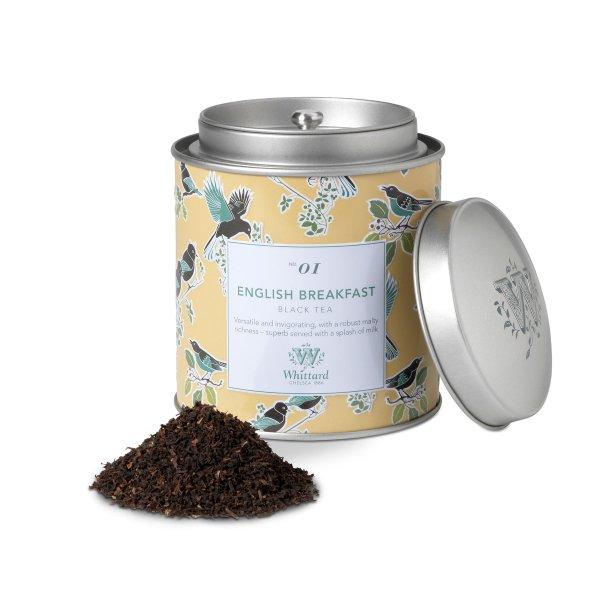 英式早茶 茶罐