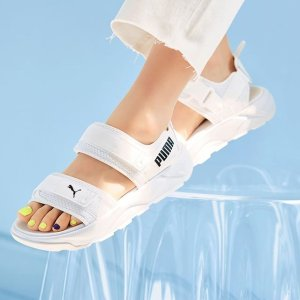 Extra 30% OffLast Day: PUMA Slides and Sandals