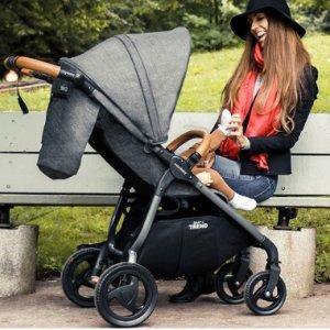 8折黑五开抢:Valco Baby 儿童推车黑五特卖 陪伴宝宝出行每一天