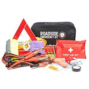 Amazon.com: Kolo Sports 156-Piece Premium Auto Emergency Kit Multipurpose Emergency Pack - Great for Automotive Roadside Assistance & First Aid Set - The Ultimate All-in-One Solution: Gateway