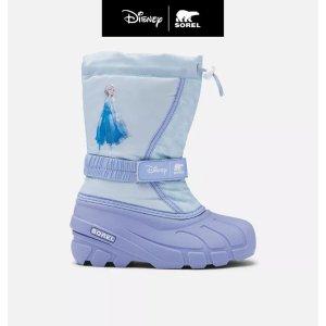SorelDisney X Sorel Youth Flurry™ Frozen 2 Boot –Elsa Edition