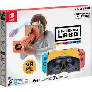 NintendoSwitch Labo VR套装