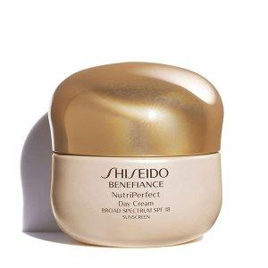 Shiseido盼丽风姿日霜