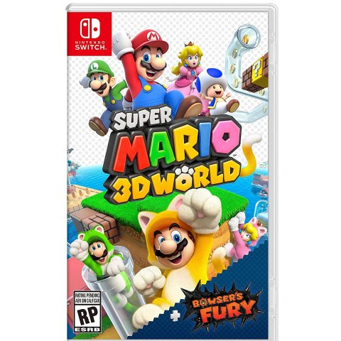 $59.99Super Mario 3D World Plus Bowser's Fury