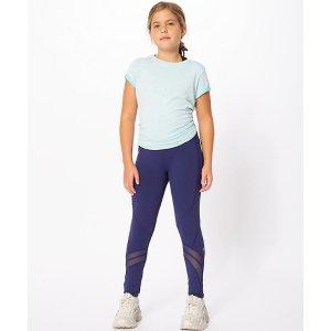 Lululemon女童健身瑜伽裤