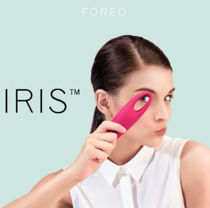 $111.3免税包邮(原价$199)Foreo IRIS™明亮眼部按摩仪 多色可选