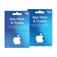 Apple App Store & iTunes gift cards s礼卡热卖