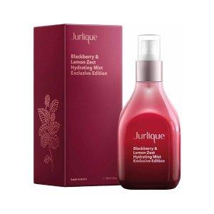Jurlique黑莓柠檬保湿喷雾(限定版)