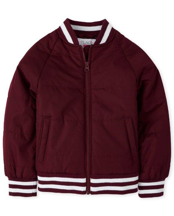 女孩校服夹克,2色选