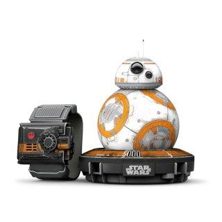$40星球大战 BB-8 Sphero 迷你机器人 +  星球大战原力护腕