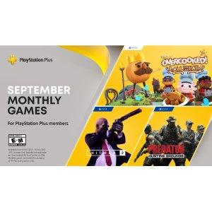 《分手厨房》新作免费拿PS 9月会员免费游戏公布,三款游戏限时免费