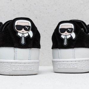 $40起, 收Q萌版老佛爷上新:Karl Lagerfeld x Puma合作系列现已发售