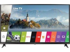 $399LG 49-Inch 4K UHD Smart LED TV