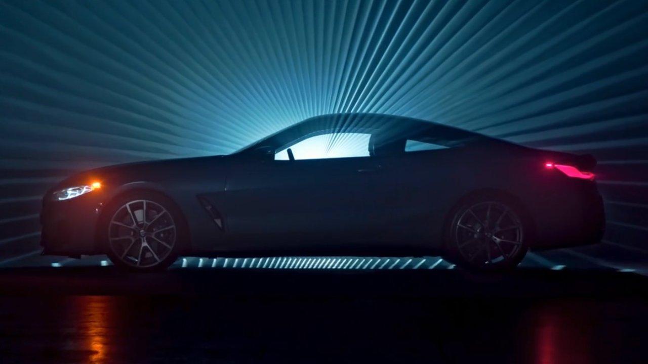 BMW 8 的前世今生