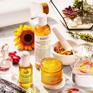 Last Day: Get $20 off with $65+ Calendula Herbal Extract Alcohol-Free Toner purchase @ Kiehl's