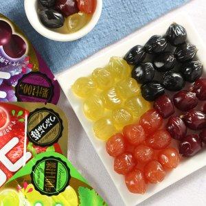 $0.58起+最高立减$14.74+运费8折日本食品保健品专场促销 收大热味觉糖