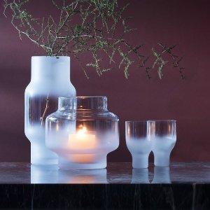 低至8.5折 €17入乐高绝配花瓶LSA 宝格丽酒店同款餐具热促 收网红五彩杯、彩虹珠光杯