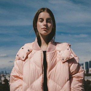 5折起 £451收封面款棉花糖粉羽绒服LU MEI 英国小众品牌羽绒服改造计划 复古又时髦 高级有质感