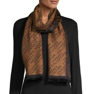 50% Off Versace Scarves @ Saks Off 5th