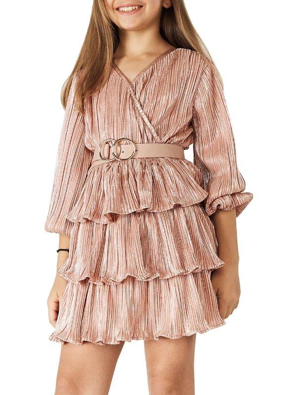 女童连身裙