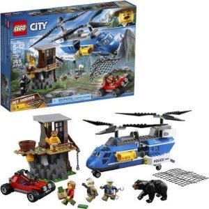 LegoLEGO City Police Mountain Arrest 60173