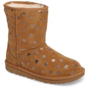 UGG®Classic Short II 防水雪地靴