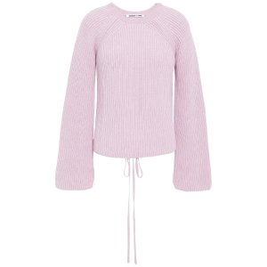 McQ Alexander McQueen香芋紫毛衣