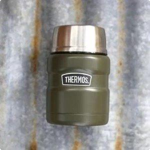 经典款€19起 原价€29.95Thermos 焖烧杯 保冷保热 上学上班带饭 旅行野营便携