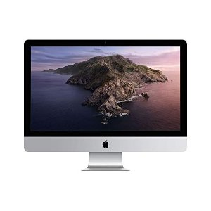 New Apple iMac (27-inch Retina 5k display, 3.0GHz 6-core 8th-generation Intel Core i5 processor, 1TB)