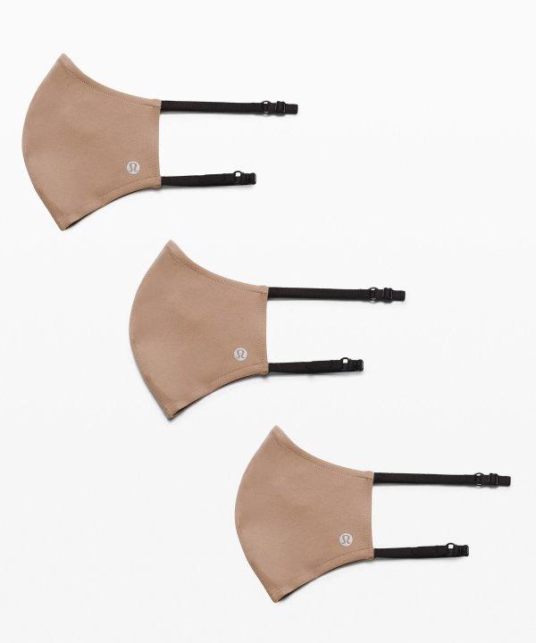 Double Strap 运动口罩