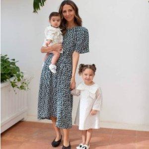 上新 你就是这条gai最靓的仔Something Navy 精选母女装、姐妹装热卖