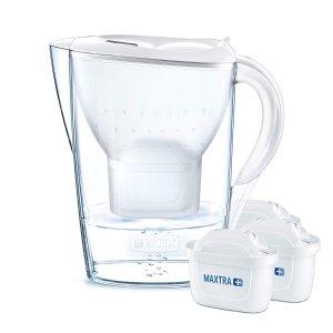 低至6.9折 封面款仅£24 滤芯£4/个抗疫必备:Brita 滤水壶、滤芯热卖 多喝水对抗细菌侵犯
