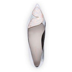 Sophia Webster蝴蝶平底鞋