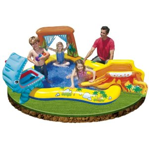 As Low As $19.99Intex Inflatable Water Play Center