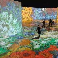 梵高艺术沉浸式展览
