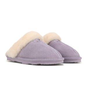 BearPaw毛毛拖鞋